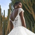 Pronovias Bromo wedding dress - Available at Rachel Ash Bridal boutique in Atherstone, Warwickshire