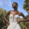 Pronovias Butina wedding dress - Available at Rachel Ash Bridal boutique in Atherstone, Warwickshire