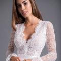 Caroline Castigliano Kassie, princess wedding dress, luxury wedding dress, ball gown wedding dress, wedding dress, wedding dresses, wedding gown, lace wedding dress
