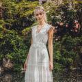 Catherine Deane London, a-line wedding dress