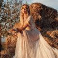 Catherine Deane Sylvia Overskirt, bridal separates, bridal overskirt, bridal two piece, catherine deane separates