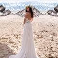 Pronovias Apollo, wedding dress, a-line, boho