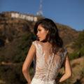 Pronovias Ladd, wedding dress, fitted wedding dress
