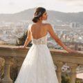 Pronovias Sue, pronovias wedding dress, wedding dress, ball gown wedding dress, princess wedding dress