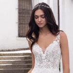 Pronovias Eridani wedding dress