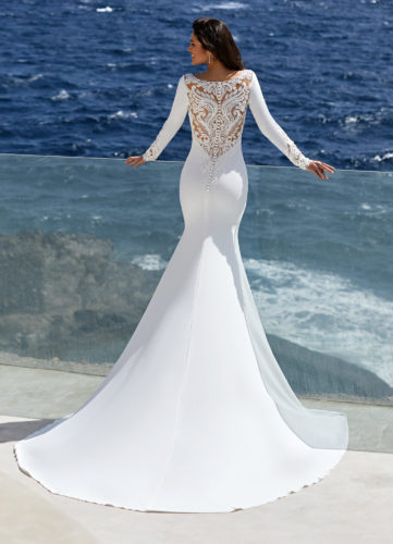 Pronovias Alabama, wedding dress