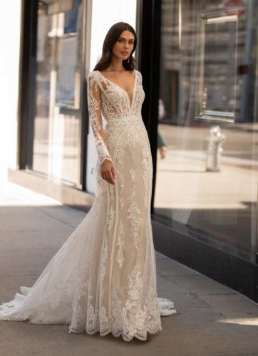 Pronovias Andrews, wedding dress