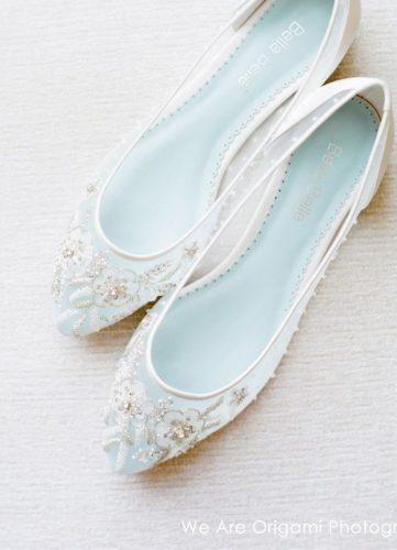Bella Belle Shoes Adora, wedding shoes, wedding flat shoes, beaded wedding flats, comfortable wedding shoes, pretty wedding shoes, ivory wedding shoes