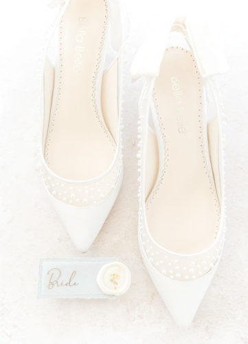Bella Belle Shoes Georgia, Wedding shoes, comfortable wedding shoes, pretty wedding shoes, pretty shoes, ivory wedding shoes, satin wedding shoes, high heel wedding shoes, high heels, pearl shoes, pearl wedding shoes