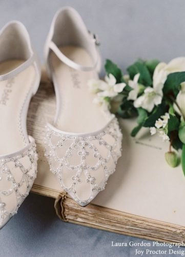 Bella Belle Shoes Ines, Wedding shoes, comfortable wedding shoes, pretty wedding shoes, pretty shoes, ivory wedding shoes, wedding flats, flat wedding shoes, beaded wedding shoes, pretty wedding flats, vintage wedding shoes, art deco wedding shoes