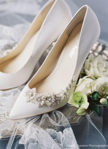 Belle Belle Shoes Jasmine, Wedding shoes, comfortable wedding shoes, pretty wedding shoes, pretty shoes, ivory wedding shoes, satin wedding shoes, high heel wedding shoes