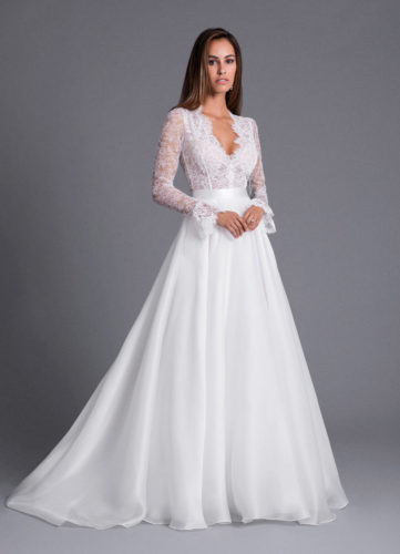 Caroline Castigliano Kassie, princess wedding dress, luxury wedding dress, ball gown wedding dress, wedding dress, wedding dresses, wedding gown, lace wedding dress