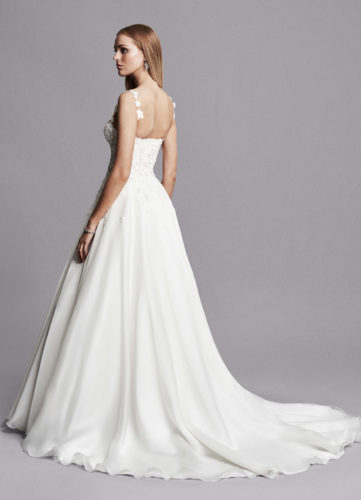 Caroline Castigliano Tahiti, Wedding Dress, ball gown wedding dress