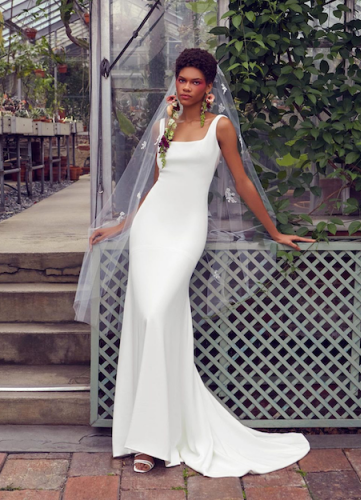 Theia Poppy wedding dress - Available at Rachel Ash Bridal boutique in Atherstone, Warwickshire