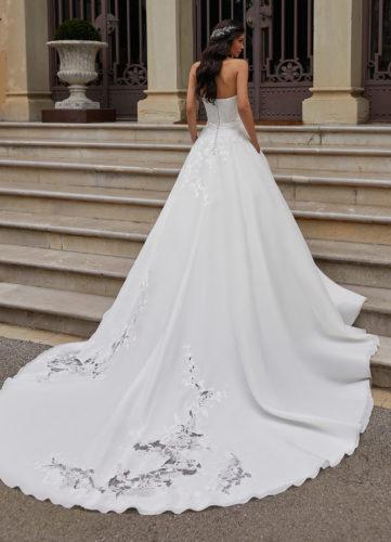 Pronovias Ingram, wedding dress