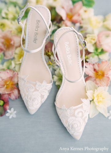 Bella belle shoes ivory flower embroidered lace wedding heel sylvia 2 1024x1357 SYLVIA