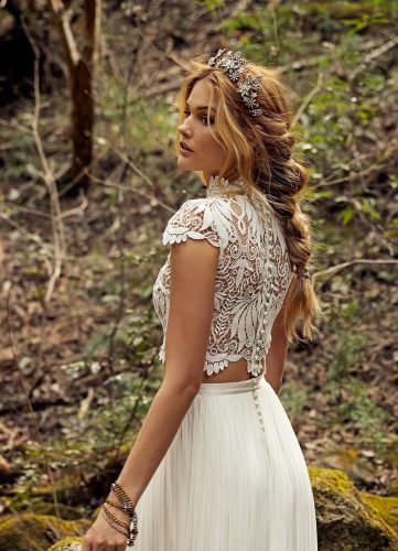 Catherine Deane Tori Topper - Available at Rachel Ash Bridal boutique in Atherstone, Warwickshire