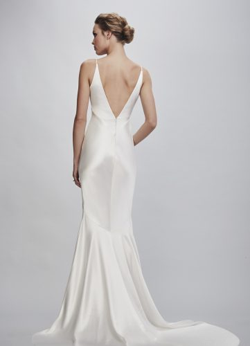 Theia Jean wedding dress - Available at Rachel Ash Bridal boutique in Atherstone, Warwickshire.