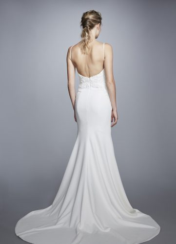 Theia Jasmine wedding dress - Available at Rachel Ash Bridal boutique in Atherstone, Warwickshire