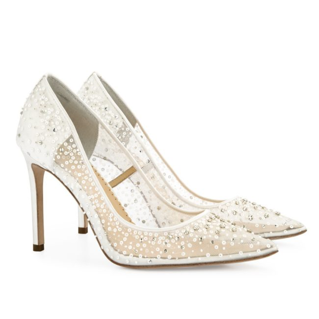 Bella Belle Shoes Elsa, wedding shoes, cinderella wedding shoes, high heel wedding shoes, stiletto wedding shoes, sparkle wedding shoes, pretty wedding shoes, comfortable wedding shoes