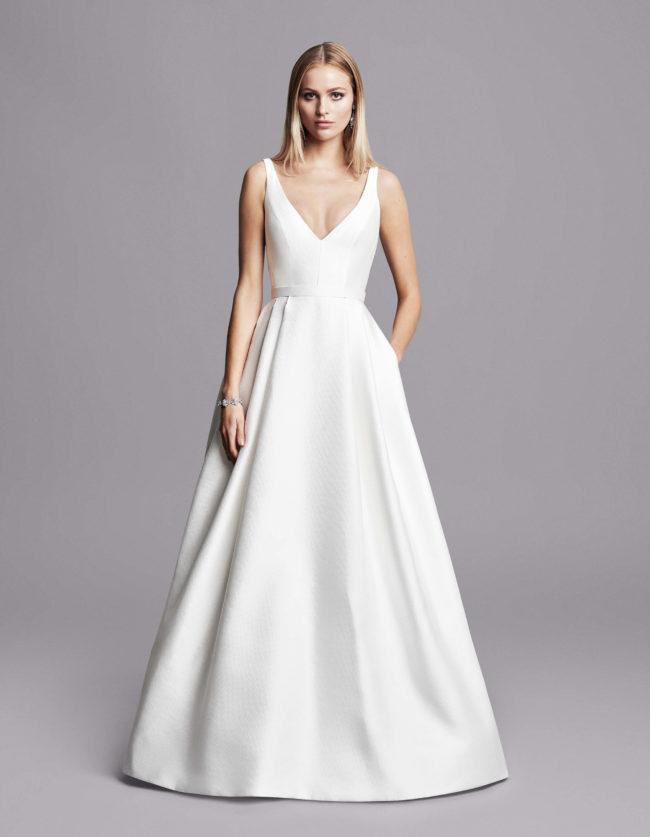 Caroline Castigliano Alice, Wedding Dress