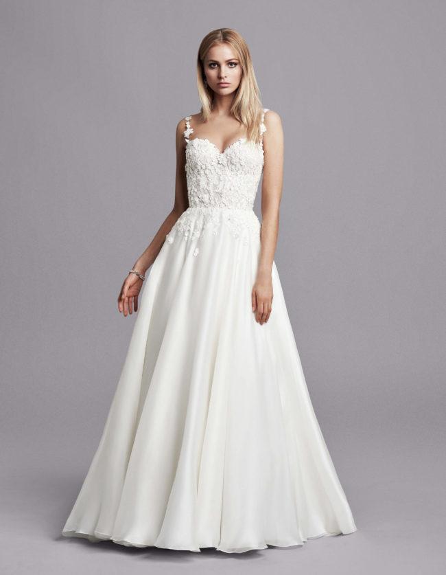 Caroline Castigliano Tahiti, Wedding Dress, ball gown wedding dress