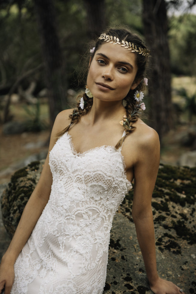 Catherine Deane Robyn, wedding dress, lace wedding dress, destination wedding dress, boho wedding dress, catherine deane wedding dress