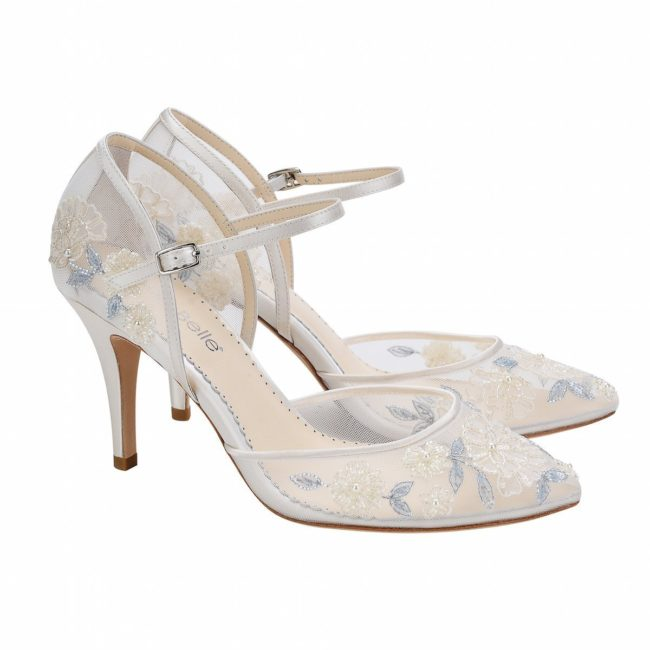 Bella belle shoes baby blue floral lace ivory wedding heel viola 1200x1200 Viola